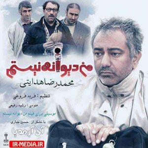 دانلود آهنگ محمدرضا هدایتی به نام من دیوانه نیستم