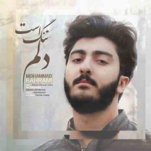 دانلود آهنگ محمد بهرامی به نام دلم تنگ است